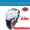 H. 264 иК 1080P Wristwatch Camera, 1920*1080P, 30fps, 4GB