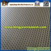 Steel inoxidable Perforated Metal Mesh para Cladding
