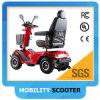4개의 바퀴 무능한을%s 성인을%s 쇼핑 바구니를 가진 전기 기동성 스쿠터 또는 연장자 또는 성인