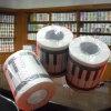 La Chine a personnalisé le fournisseur estampé de papier de toilette
