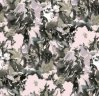 Printed de seda Fabrics com Habotai Style