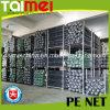 Réseau de construction de HDPE pour la sûreté/saletés