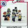 De aangepaste 3D Cijfers van de Actie van het Stuk speelgoed van het Beeldverhaal Hete