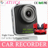 とのFull HD1080p0 Car DVR 2.4 Inch At11caの真新しいWDR + 170 Degree Wide Angle Lens + Night Vision DVR Anytek Car Recorder