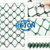 Cerca de la conexión de cadena de la conexión de cadena Fencing/Plastic/cerca de Chainlink resistente