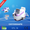 Fuselage contournant Cryolipolysis, salon de beauté de Liposlim amincissant la machine