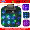 Luce di scintillio del randello di effetto della decorazione del partito del laser dei fuochi d'artificio di RGB
