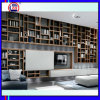 De moderne Hete Ontwerpen van het Kabinet van TV LCD van de Verkoop Houten (Zh033)