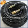 SAE 100r1at 8mm 5/16  ensemble de tuyau en caoutchouc hydraulique