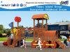 O trem de madeira caçoa Playsets Playgroundhf-17303 ao ar livre