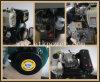 Motore diesel di Poweful 14HP impostato (funzionamento facile)
