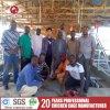 West-Afrika typt de Kooien van de Laag met de Drinker van het Water van het Roestvrij staal