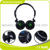 De nieuwe Draagbare StereoHoofdtelefoon Bluetooth van het Ontwerp met Microfoon