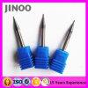 Moinho de extremidade das flautas do diâmetro 2 do carboneto de Jinoo micro