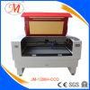 Berufsstickerei-Laser-Scherblock mit fehlerlosem Ausschnitt (JM-1280H-CCD)
