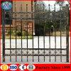 Gibt neuer 2017 Sicherheitsschranke-Stahl Zaun-Panels für Verkauf bekannt