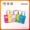 Подгонянные мешки полипропилена Non сплетенные для рекламировать с логосом компании