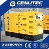 Ensemble de génération de diesel silencieux Deutz 300kw / 375kVA (GPD375S)