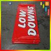 Bandeau publicitaire extérieur Prining, drapeau de vinyle, drapeau d'indicateur, drapeau de PVC