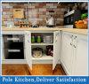 Gabinete de cozinha de madeira contínuo modular do projeto 2016 moderno