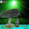 Nuevo Mini Proyector láser barato DJ del sonido de la luz del centelleo efecto de la estrella con control remoto