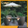 Insieme impermeabile della Tabella pranzante del rattan della mobilia esterna europea di stile