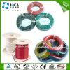 8 cable de alambre constructivo aislado conductor de cobre flexible del AWG UL1283