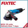 Машинное оборудование точильщика угла електричюеского инструмента 750W Fixtec 115m электрическое миниое портативное меля
