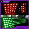 iluminación de la etapa de la anteojera RGBW 5X5 Cel 30W LED de la matriz 25PCS