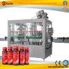 machine d'embouteillage de piston de la bouteille 50ml en verre
