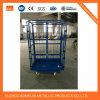 Gaiola logística de dobramento 3 do rolo do recipiente do rolo do engranzamento do metal