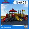La nuova giungla di Kidsplayplay gioca il campo da giuoco esterno di plastica dei giochi liberi del gioco