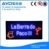 Hidly 장방형 저축 에너지 스페인 LED 표시