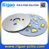 Aluminium LED Schaltkarte-Vorstand mit Montage für LED-Beleuchtung und LED-Glühlampe