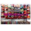 Gli inarcamenti di cinghie di cuoio comerciano l'agente all'ingrosso di esportazione del mercato della Cina Yiwu (B1117)
