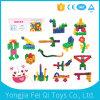 Los ladrillos de interior Zona de juegos juguete niño juguete bloques de plástico (FQ-6001)