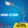 Aço inoxidável Pole iluminação ao ar livre do diodo emissor de luz 80W