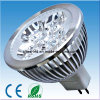 12V 4W MR16 Punkt-Lampe der Leistungs-LED