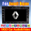 7  Renault Megane (VRM7350)のためのHD車のDVDプレイヤーGPS土曜日Nav