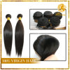 7A-2014 브라질 Silky Straight Weft 100%년 Virgin Remy Human Hair Extension (TFH-NL002)