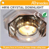 La Chine Supplier 10W DEL Crystal Ceiling Lighting