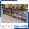 Cancello rivestito del ferro di potere/cancello d'acciaio/fare scorrere il cancello di giardino principale della Camera