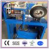 Máquina de friso 220V/380V da mangueira pequena e média da produção de grupo
