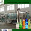 Máquina de rellenar de la bebida automática completa de la soda de las botellas de cristal