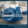 Qualitäts-zentrifugale Sandpumpe China-Sunbo/Bagger-Pumpe/Kies-Pumpe mit hohem Fluss