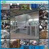 Desfibradora sola/de dos ejes para la madera/el plástico/la basura/el vidrio/metal/espuma/sofá/neumático