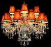 De Lamp van het Plafond van het Kristal van de Stijl van het platteland voor de Decoratie van de Zaal