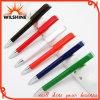 Выдвиженческая пластичная ручка шарика для отпечатка логоса (BP0261)
