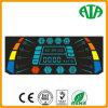 電気自動車のLED表示Dimmableのエレクトロルミネセンスの軽いパネル