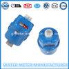 ISO4064 Clase C Medidor de volumen de agua de latón